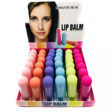 Бальзам для губ Romantic Bear Lip Balm
