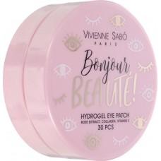 Патчи для глаз Vivienne Sabo Bonjour Beauty