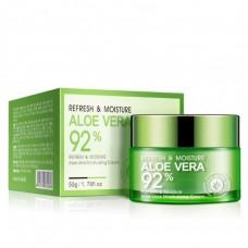 Крем для лица Refresh&Moisture Aloe Vera 92%