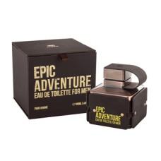 Epic Adventure Eau De Toilette For Men Emper 100 мл муж