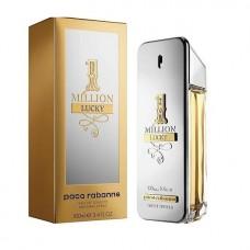 1 Million Lucky Parfum Paco Rabanne 100 мл Евро