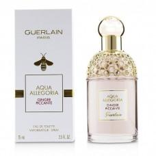 Aqua Allegoria Ginger Piccante Guerlain 75 мл Евро