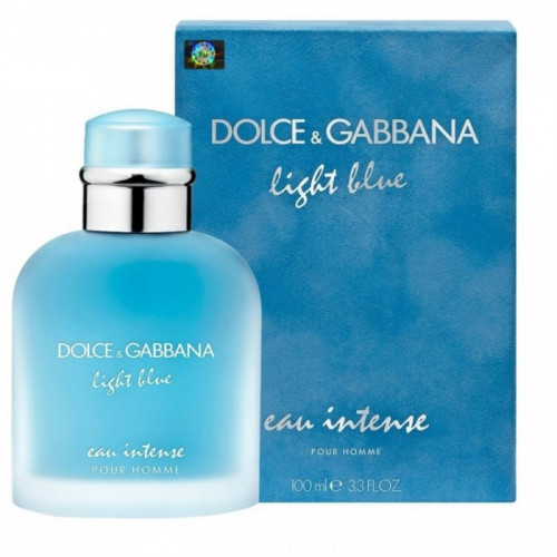 Light Blue Eau Intense Pour Homme Dolce&Gabbana 100 мл Европа