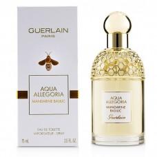 Aqua Allegoria Mandarine Basilic Guerlain 75 мл Евро