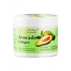 Крем против морщин с коллагеном Avocado Wokali  115 мл