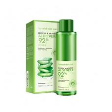 Тоник для лица Bioaqua Aloe Vera 92% Refresh & Moisture 120 мл