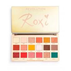 Тени Makeup Revolution Roxi (Gold) 18 цветов