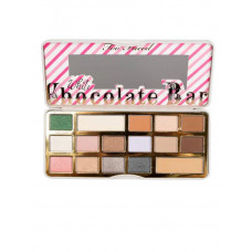 Тени White Chocolate Bar Too Faced 16 цветов