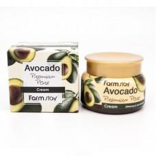 Питательный крем с авокадо FarmStay