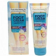 Крем для ног Foot Cream Rosemary oil & Silk extract
