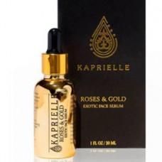 Масло для лица Kaprielle Roses & Gold 30 мл