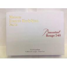 Baccarat Rouge 540 Maison Francis Kurkdjian набор 5 по 11 мл