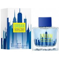 Urban Seduction Blue for men Antonio Banderas 100 мл