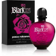 Black XS for Her Paco Rabanne 80 мл
