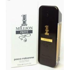 1 Million Prive Paco Rabanne 100 мл Тестер