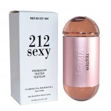 212 Sexy Women Carolina Herrera 60 мл Тестер