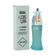 Cheap & Chic I Love Love Moschino 100 мл Тестер